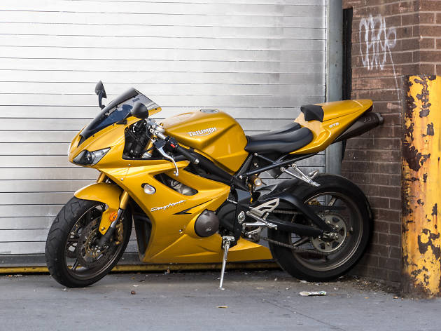 Loud-ass motorcycles in NYC are driving us completely bonkers