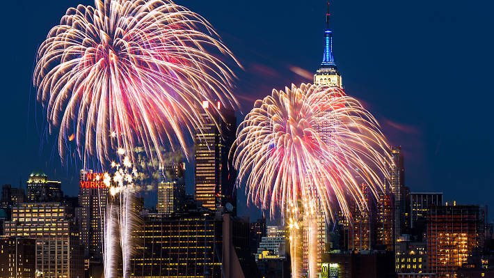 Empire State Building to put on a patriotic light show for Fourth of July weekend