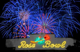 Fourth of July Americafest at the Rose Bowl
