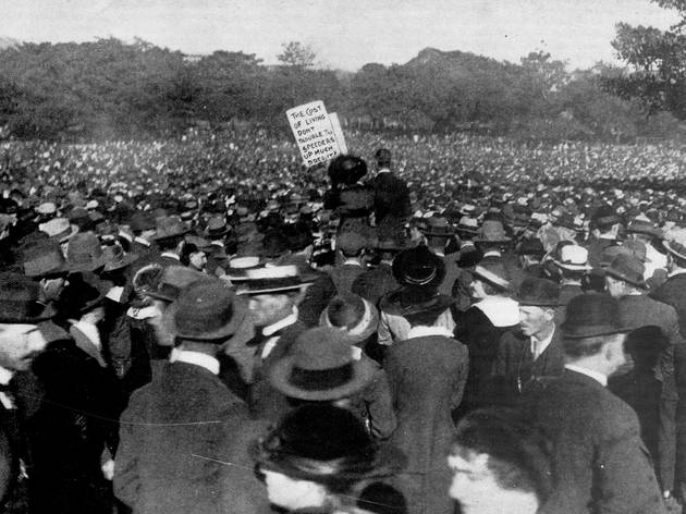 1917 The Great Strike 1 (Photograph: Supplied)
