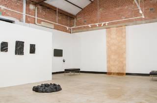 Blak Dot Gallery interior view 01 supplied 2017 Opening