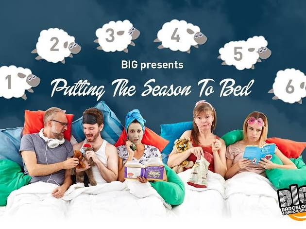 BIG Presents: Putting the show to bed