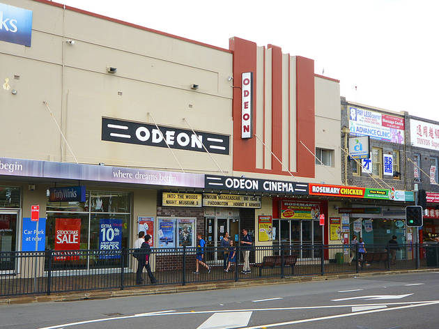 Odeon Cinema Hornsby