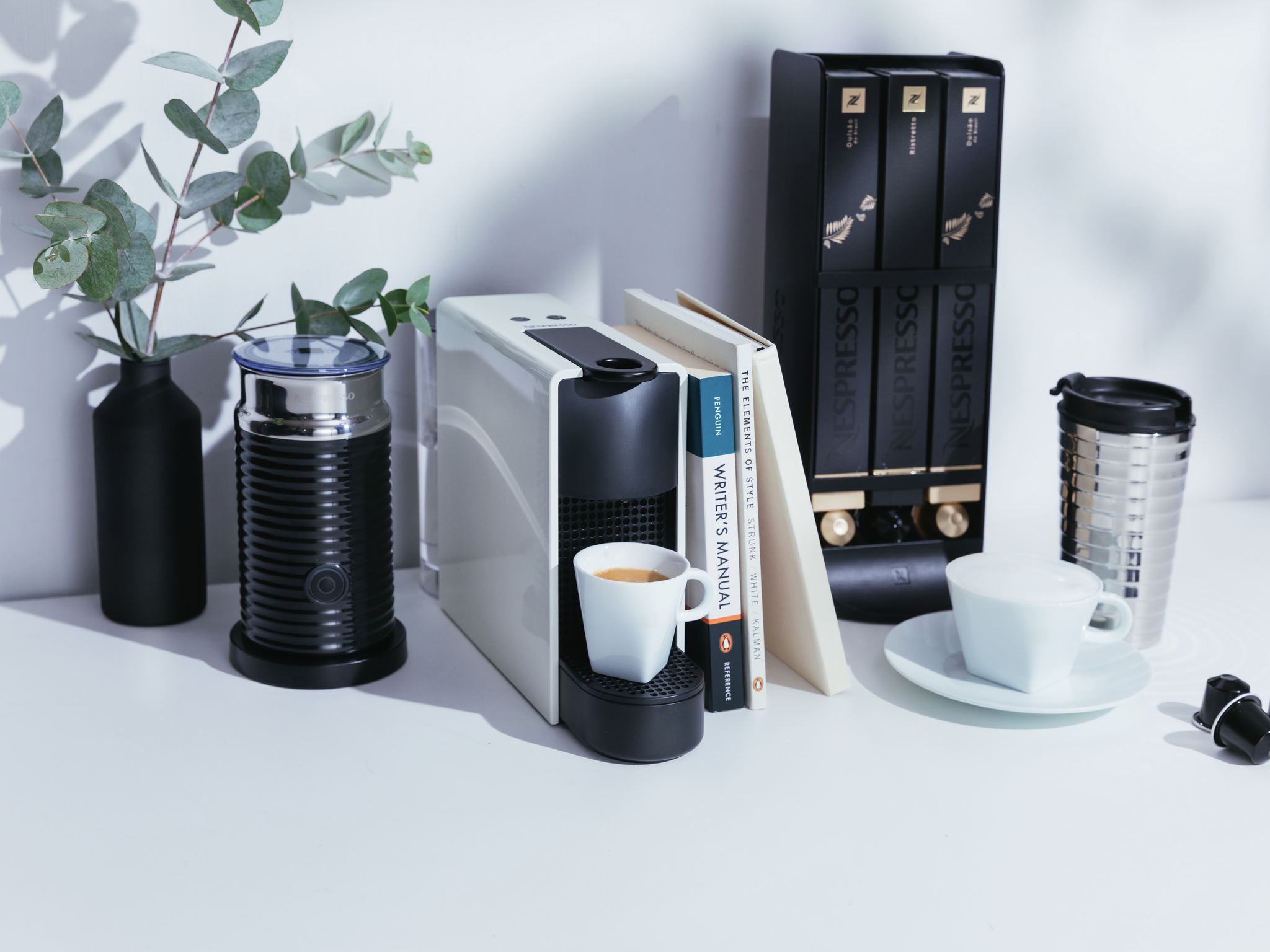 Good Things Come In Small Packages With Nespresso's New