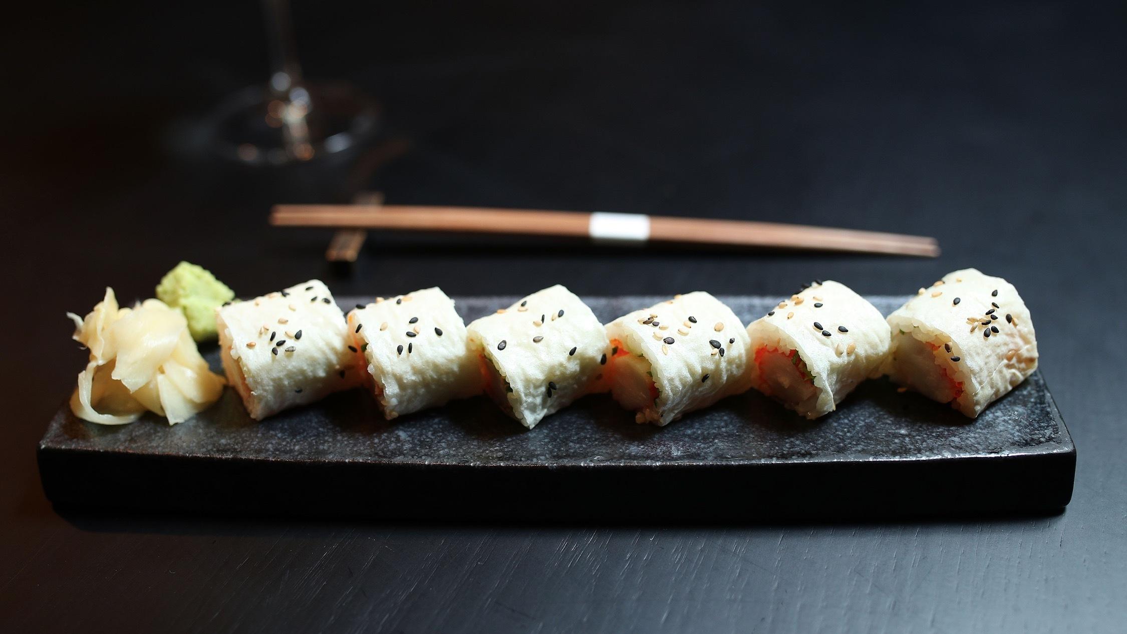 Sushi at Kisume