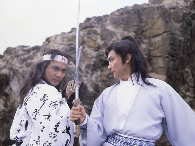 Duel to the Death   生死決 (1983)