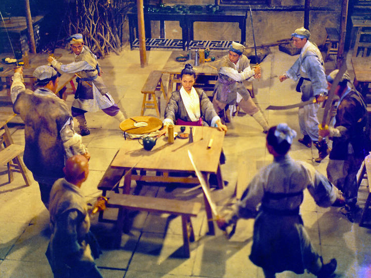 Come Drink With Me   大醉俠 (1966)