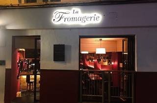 La Fromagerie exterior