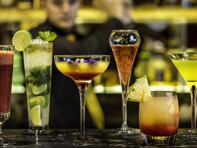 The Hamptons Bar