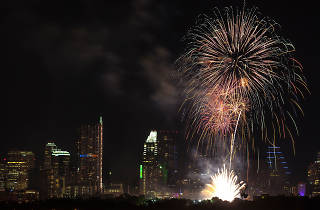 4th of July in Austin