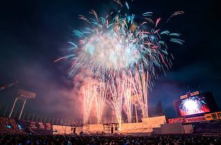 Meiji Jingu Gaien Fireworks | Time Out Tokyo