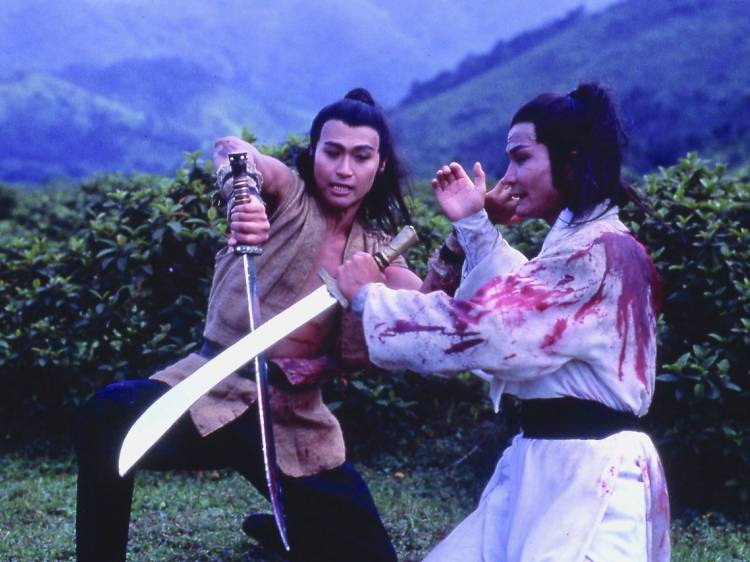 Last Hurrah for Chivalry   豪俠 (1979)
