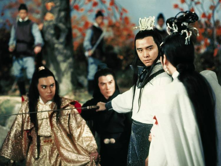 Death Duel   三少爺的劍 (1977)