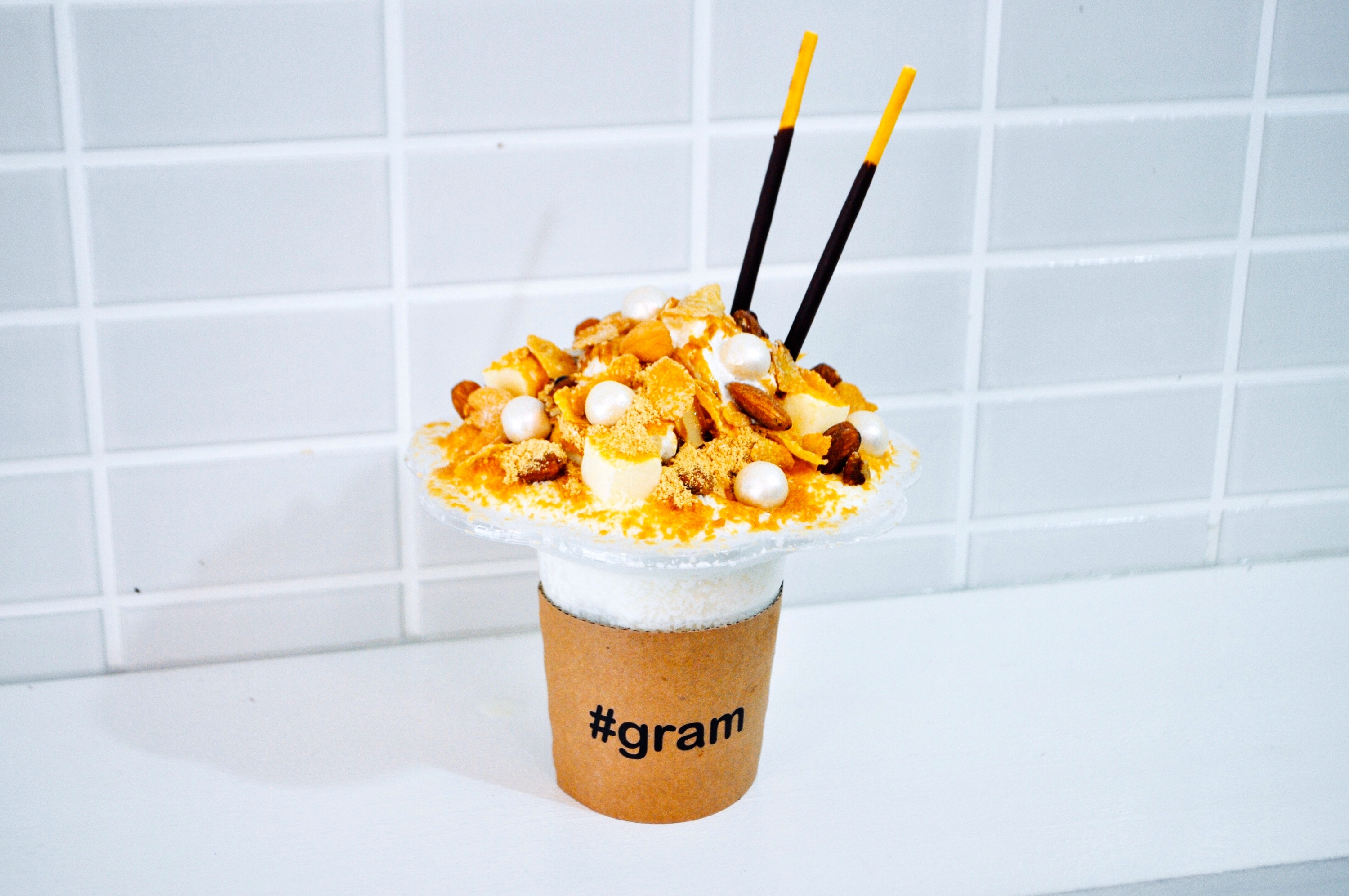 Gram Factory: Customisable shaved ice