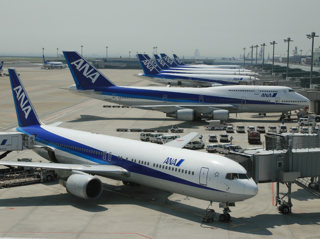 Eight things to do at Haneda Airport
