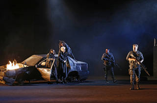 Macbeth MTC 1 (Photograph: Jeff Busby)