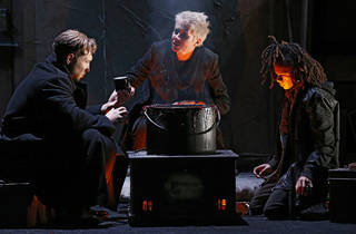 Macbeth MTC 0 (Photograph: Jeff Busby)