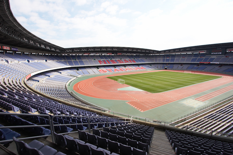 Tour a World Cup stadium…