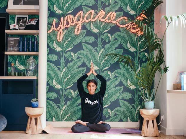 5 of the chicest Yoga studios in Paris
