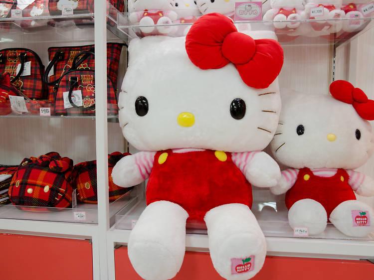 Tokyo's best toy stores