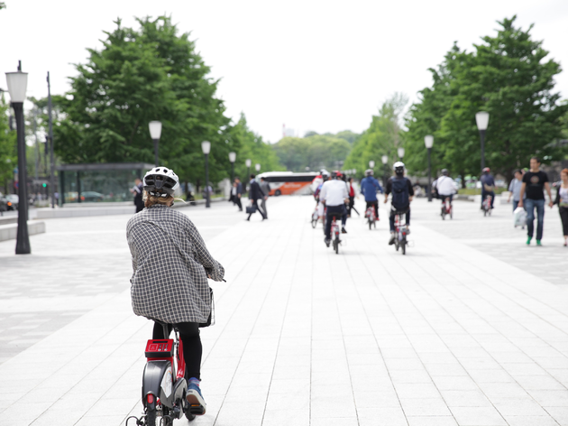 Where to rent a bike in Tokyo | Time Out Tokyo