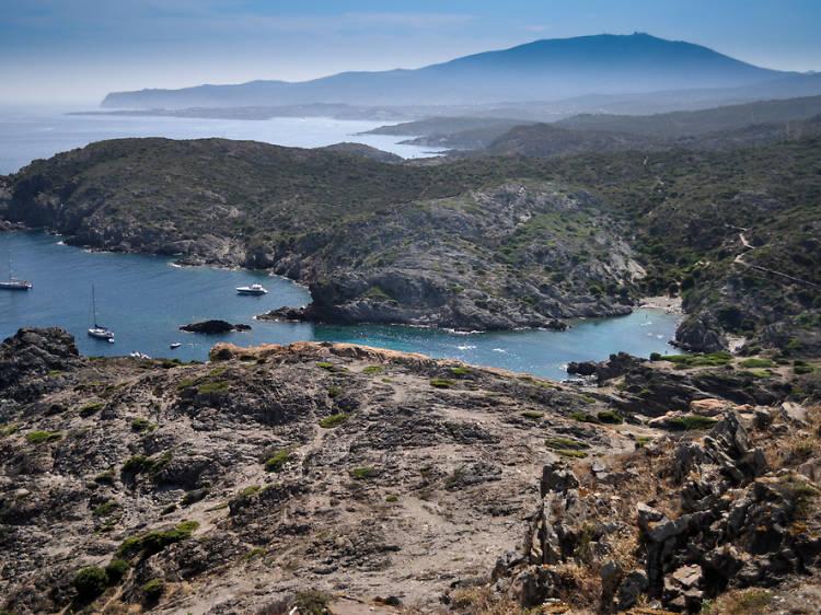 Anar al Parc Natural de Cap de Creus