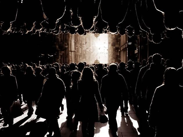 NOSaltres mostra de teatre inclusiu: Històries d'Istanbul, a contrapeu