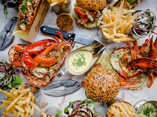 Burger & Lobster Mayfair