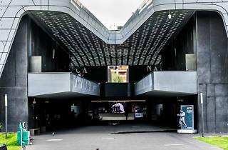 La Cineteca Nacional en Coyoacán