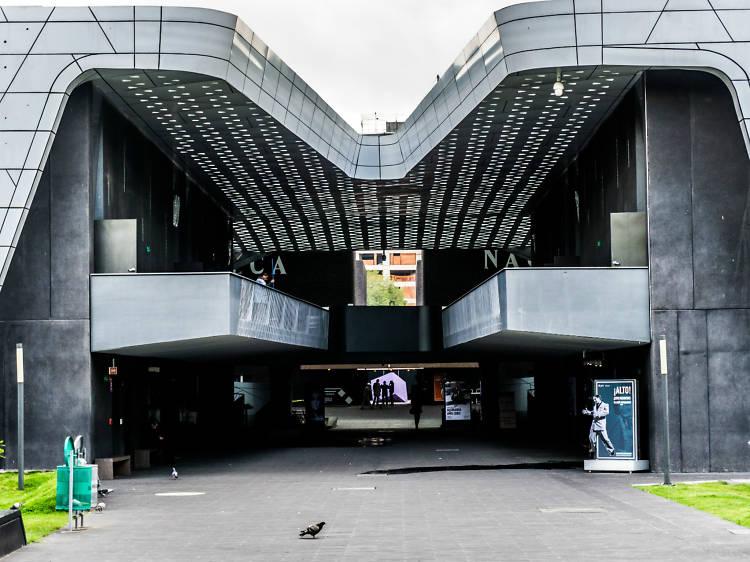Muestra Internacional de Cine de la Cineteca Nacional