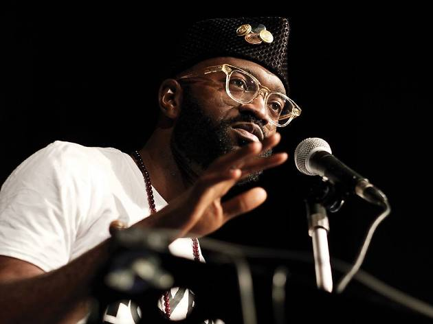 An Evening With An Immigrant – Inua Ellams