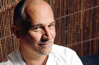 Chef Hervé Courtot of Nobu Dubai