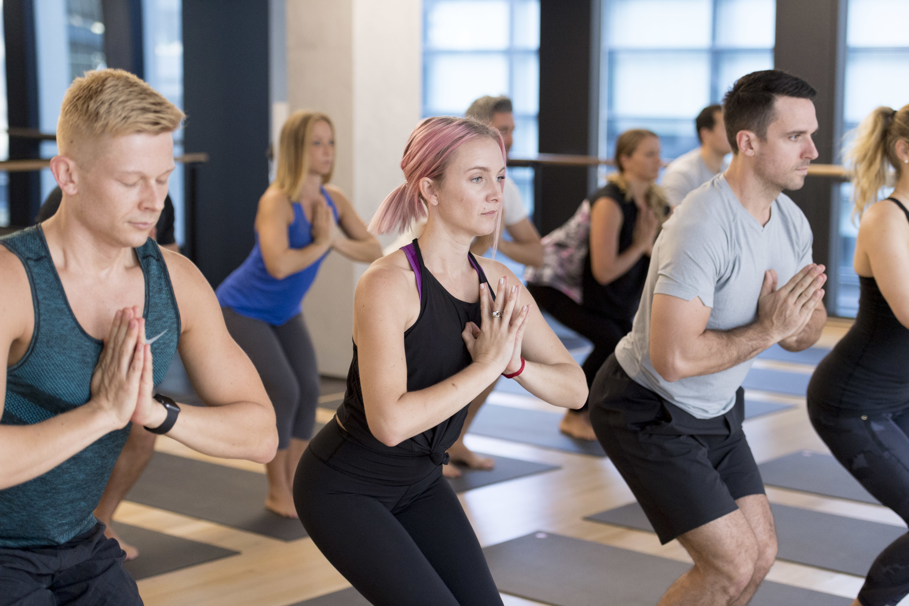 Where to try hot yoga in Sydney