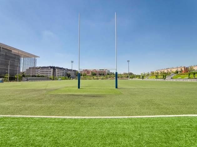 Campo de rugby Juan Pablo II