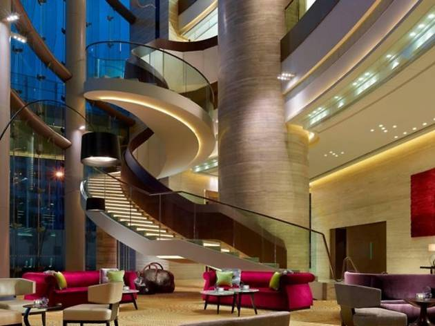 Crowne Plaza Hong Kong Kowloon East Hotels In Tseung