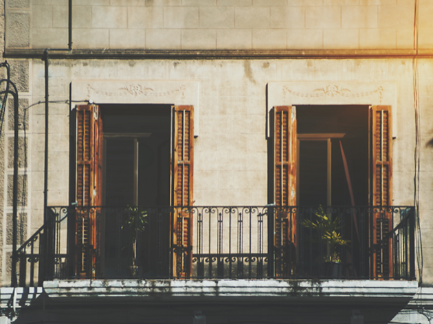 El horror de dormir con las ventanas abiertas en Barcelona