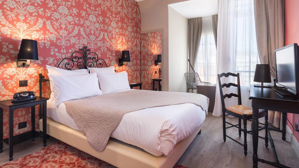Best hotels Nice: Hotel Grimaldi by Happy Culture