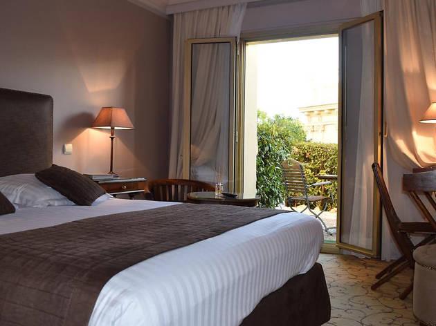 Best hotels Nice: Hotel Le Petit Palais