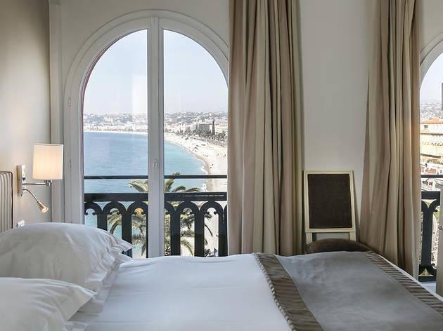 Best hotels Nice: Hotel Suisse