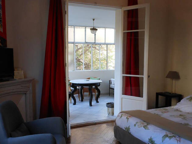 Best hotels Nice: Hotel Villa Les Cygnes