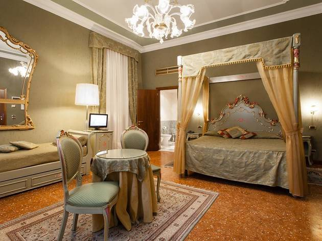 Best hotels Venice: Al Ponte Mocenigo
