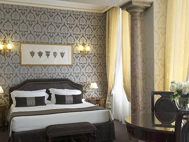 Best hotels Venice: Londra Palace