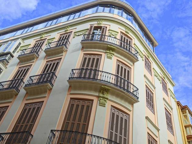 Cheap hotels Malaga: Alcazaba Premium Hostel