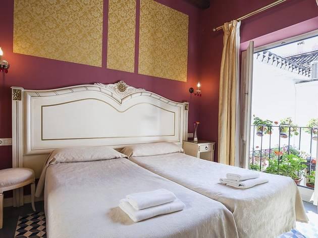 Cheap hotels Malaga: Casa de las Mercedes