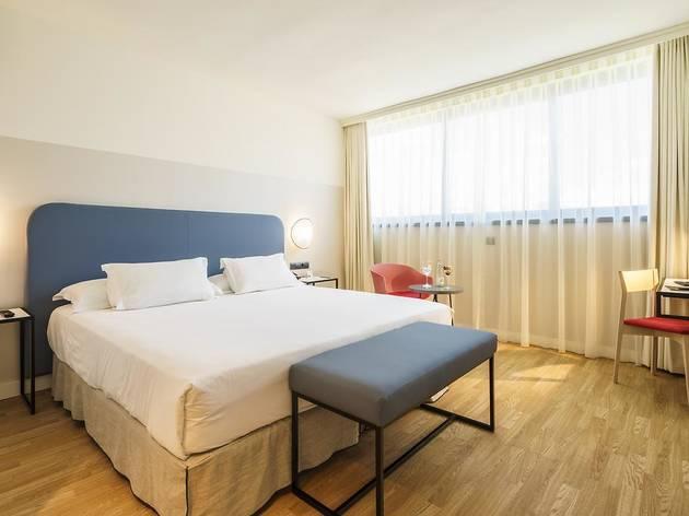 Cheap hotels Malaga: Silken Puerta Malaga