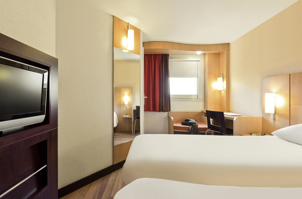 Cheap hotels Nice: Ibis Nice Centre Gare