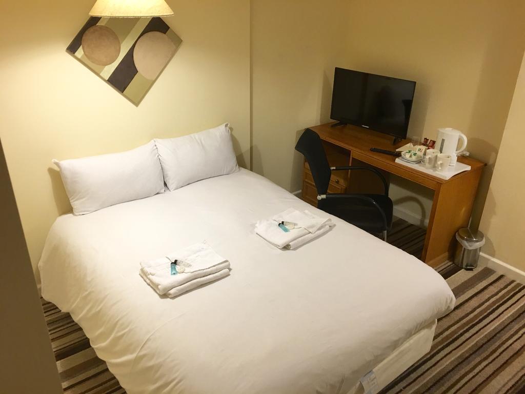 Cheap hotels Nottingham: Ebers Hotel