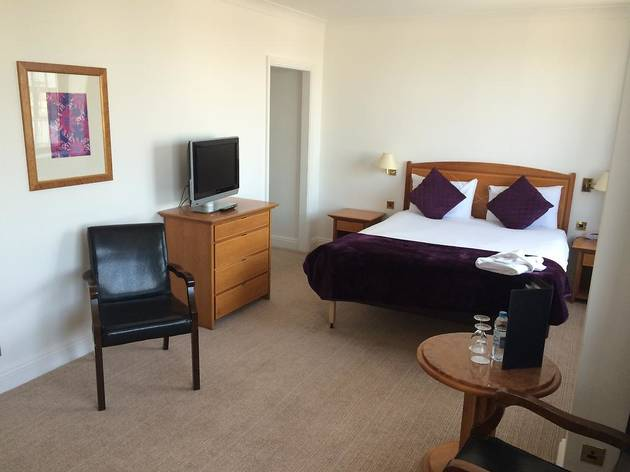 Cheap hotels Nottingham: The Britannia