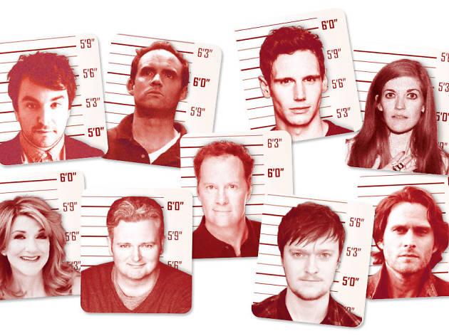 Encores! assembles a killer cast for Stephen Sondheim's Assassins
