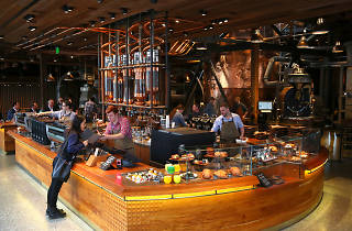 Starbucks Roastery in Seattle
